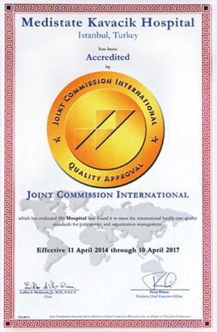 JCI Certificate Clinic 2014