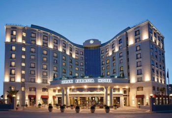 Laser eye surgery Limak Hotel