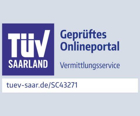 TÜV Saarland Certificate